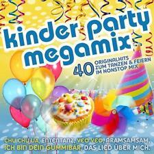 Kinder Party Megamix  - CD  Neu & Eingeschweißt!