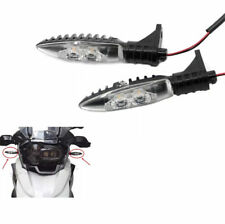 Pair LED Turn Signal Indicator Light For BMW S1000RR R1200GS HP4 F800GS R1200R