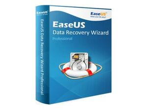 EaseUS Data Recovery Wizard Pro Official key Professional Genuine Serial