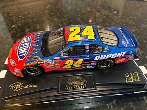 2003 Jeff Gordon #24 Dupont Chevrolet Monte Carlo Martinsville Win 1/24 RARE
