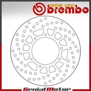 Disco Freno Fisso Brembo Serie Oro Posteriore per Yamaha Xt 600 1986 > 1989