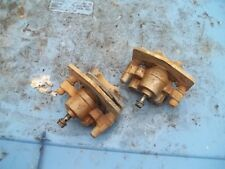 2001 BOMBARDIER DS 650 FRONT BRAKE CALIPERS LEFT RIGHT CALIPER