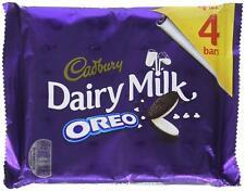 Cadbury Dairy Milk Oreo 4 pack 4 x 41gm bars (164 g)