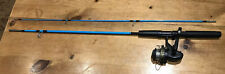 shakespeare Sp 1934 1.65m Action M Fishing Rod And 2001 Reel 3.1:1 Ratio