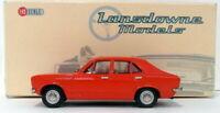 Lansdowne Models 1/43 Scale LDM35 - 1970 Hillman Avenger 4-Dr De Luxe - Red