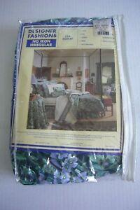 NIP LAURA ASHLEY BRAMBLE BERRY SZ FULL (DOUBLE) BED SKIRT OR  DUST RUFFLE