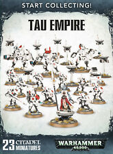 Start Collecting Tau Empire Warhammer 40k NEW