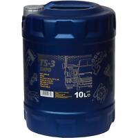 10 Liter Orignal MANNOL Motoröl TS-3 SHPD 10W-40 API CH-4/CG-4/CF-4/SL