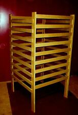 Golf Club Display Rack! Holds 450 Clubs! Great As Retail Fixture.