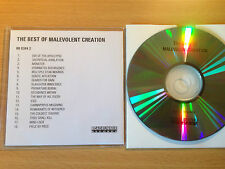 MALEVOLENT CREATION ~'Best Of'~RARE PROMO ONLY CD-r ACETATE 2003~DEATH METAL~NEW