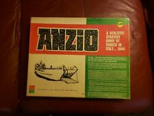 Anzio 1969 Avalon Hill Wargame (punched)
