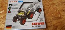 Metallbaukasten, Traktor, Claas Arion 430