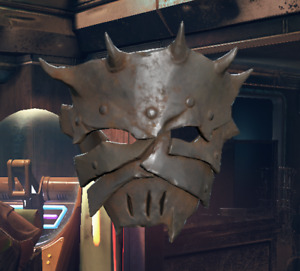 Fallout 76 - PS4/5 - 🌟 Apparel 🌟 - Radicals Face Mask (Mask only!) 🔥🔥🔥