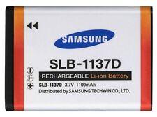 Samsung D'Origine Batterie SLB-1137D Original TL34HD NV100HD NV24HD NV40 (A63)