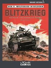 Il 2. guerra mondiale nelle immagini 1+2+3 HC vza Blitzkrieg lim.99 ex Variant integrale