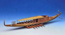 Pharaonenschiff 1:100 Das königliche Schiff des Cheops Kartonmodell Bastelbogen