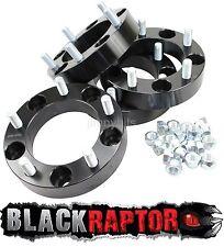 Black Raptor Suzuki SJ / Samurai 30mm Aluminium Wheel Spacers