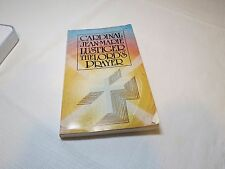 Cardinal Jean-Marie Lustiger The Lord's Prayer book Our Sunday visitor 1988 soft