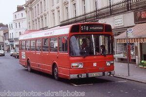MIDLAND RED NOE587R 6x4 Bus Photo