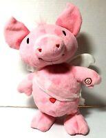 HALLMARK ROCKIN CUPIG VALENTINE'S ANIMATED PLUSH Pig Sings & Dances CUPIG SHUFLE