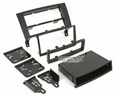 Metra 99-8713 Single/Double DIN Installation Dash Kit for 2005-2009 Mercedes SLK