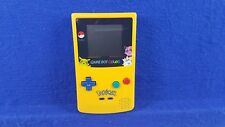 Gameboy Color Console POKEMON Yellow Edition *x Game Boy Colour Nintendo PAL