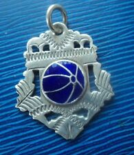 Irish silver enamel Gaelic Football MEDAL H/M Dublin 1958 SUNBEAM Wolsey Cork