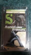 New Summit RapidClimb Climbing Stirrups (Makes it Easy to Climb)