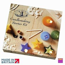 Candle Making Starter Kit Make Your Own Wax Candles Craft Activity Educational