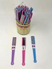 Wholesale Lot of 72 Sally Hansen Just Feet Foot Rasp - Blue, Purple, & Pink
