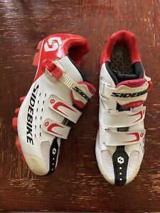 SIDEBIKE SD-001Mountain Bike Fitness Cycling Shoes Men's Size 10