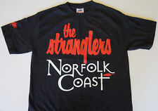 The Stranglers - Vintage Punk - 2004 Australia / Canada Concert T Shirt - Rare