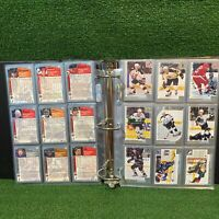2000-2003 Topps NHL Atomic Hockey Lot Of 177 Trading Cards