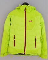 Women Jack Wolfskin Jacket 700 Down Fill Recco Skiing Snowboarding S UK10 XIK220