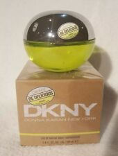 BE DELICIOUS DKNY Perfume for Women's  edp 3.4 oz 3.3 NEW IN BOX
