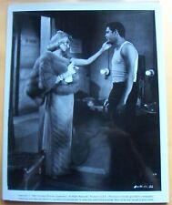 NANCY KOVACK SEXY GLAMOUR FASHION glossy VINTAGE ORIGINAL b&w movie promo photo