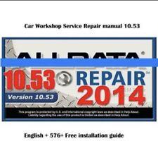 AII D-A-T-A 10.53 2014 GARAGE WORKSHOP BEST AUTO SOFTWARE ESTIMATE FAST DOWNLOAD