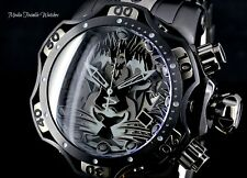 Invicta Reserve Lion Men's 52mm Venom Gen III Swiss Quartz Gunmetal Bracelet