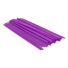 BICYCLE SPOKE COVERS BK-OPS 300mm PURPLE 36pc