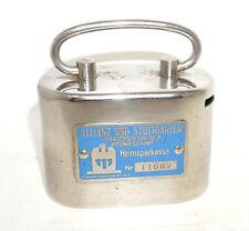 Spardose Sparbüchse ALLIANZ und Stuttgarter Lebensversicherungsbank 11682 Metall