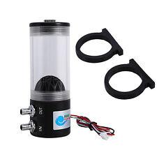 12V 500L/H CO2 CPU Cooler Raffreddamento Pompa Water Cooling Heat Exchanger Pump