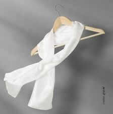 TEN 150 x 40cm Long Silk Scarve in lightweight Ponge 5 silk  (originally £73.00)