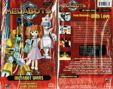 Medabots Vol 4 Medabot Wars Anime VHS Video Tape New English Dubbed Clamshell