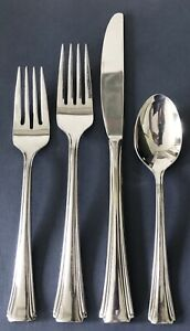 Oneida BORDEAUX Stainless Glossy FORK SPOON KNIFE Silverware Flatware **CHOICE**