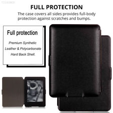 """71D5 Shell Skin Leather Cover Smart Case 6"""" For Amazon Kindle Paperwhite 1/2/3"""