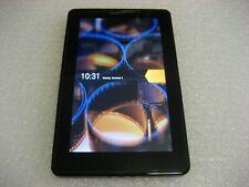 "Amazon Kindle Fire 1st Generation Tablet,  8GB, 7"", Wi-Fi, D01400"