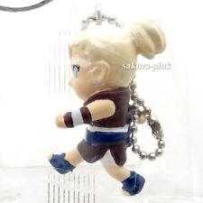 Ino Yamanaka Viva NARUTO Vol.1 mini Figure Key Chain Authentic BANDAI Japan
