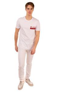 SAMSOE & SAMSOE T-Shirt Top Size XL Two Tone Coated Front Short Sleeve Crew Neck
