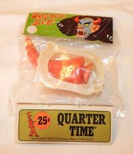 Vintage Monster Dracula Vampire Teeth UNOPENED MINT IN PACKAGE