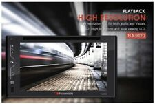 Nakamichi Double DIN 6.2 Inches Built-in Bluetooth Touch Screen w/ Backup Camera